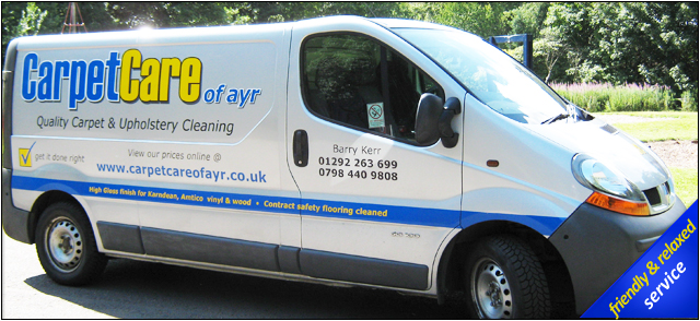 Carpet Care of Ayr Mobile Service